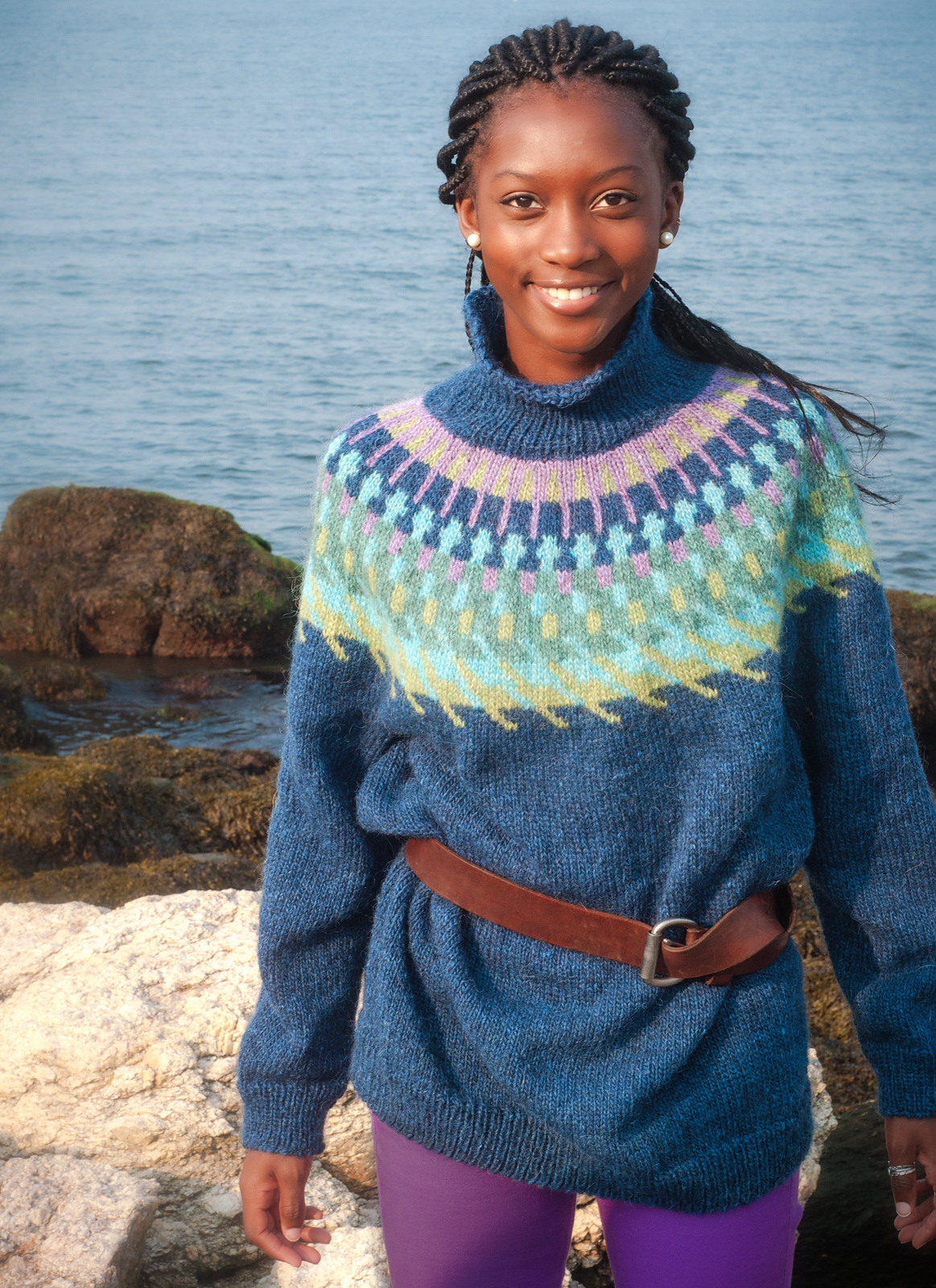 Knit a Lopi Sweater with Us! – Knitting and Crochet techniques from ...