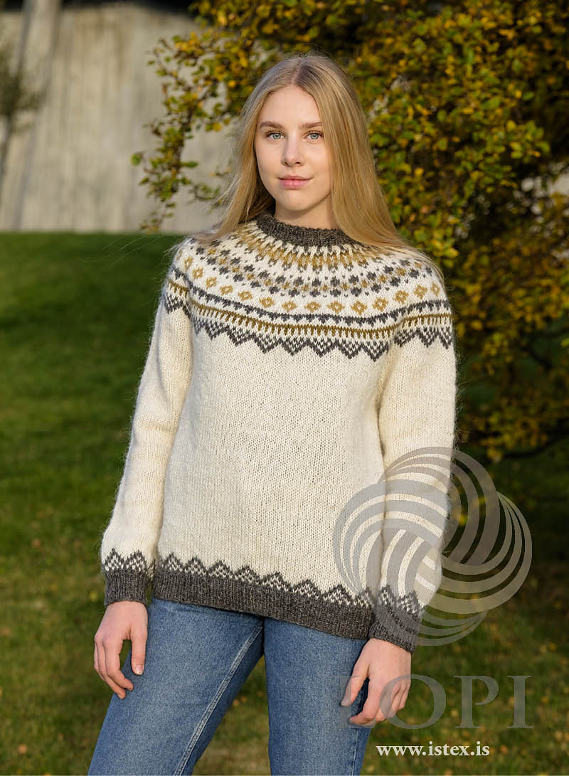 b81426067 Knit a Lopi Sweater with Us! – Knitting and Crochet techniques from ...